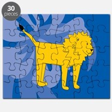 Lion Puzzle