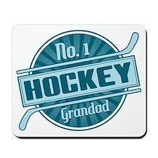 No. 1 Hockey Grandad Mousepad