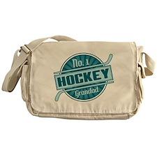No. 1 Hockey Grandad Messenger Bag