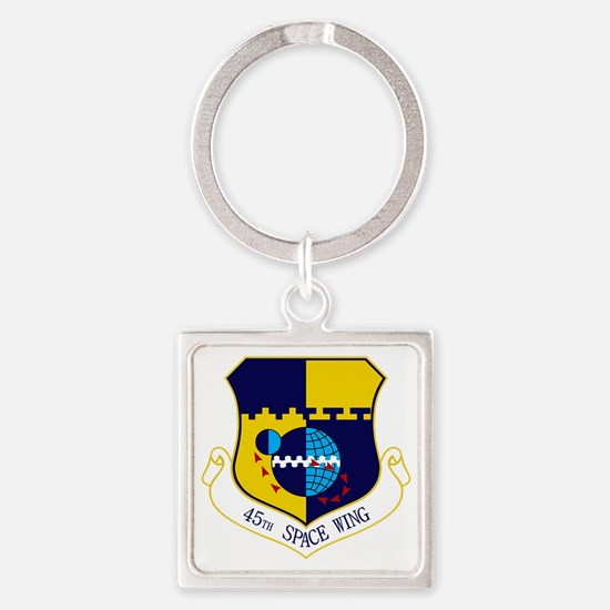 45th SW Square Keychain