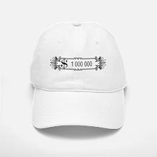 1 000 000 Dollars 3 Baseball Baseball Baseball Cap