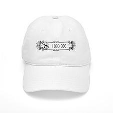 1 000 000 Dollars 3 Baseball Baseball Cap