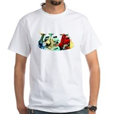 3Scootswater5 T-Shirt