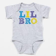 "Sketch Style ""Lil Bro"" Baby Bodysuit"