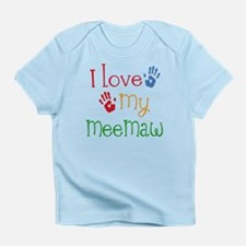 I Love My Meemaw Infant T-Shirt