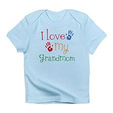 I Love My Grandmom Infant T-Shirt