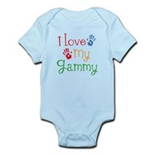 I Love My Gammy Infant Bodysuit