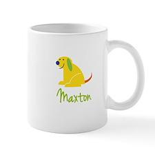 Maxton Loves Puppies Small Mugs