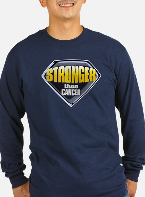 Stronger than cancer T