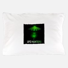 ufo hunters Pillow Case