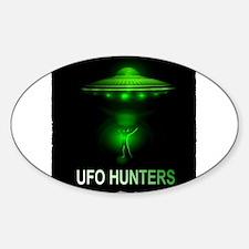 ufo hunters Decal