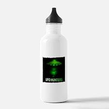 ufo hunters Water Bottle
