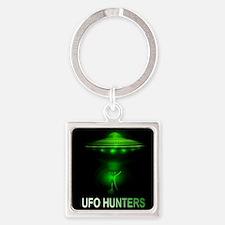 ufo hunters Keychains
