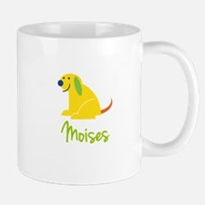 Moises Loves Puppies Mug