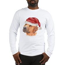Christmas Rhodesian Ridgeback Long Sleeve T-Shirt