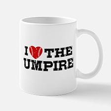 I Love The Umpire Mug