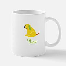 Nico Loves Puppies Mug