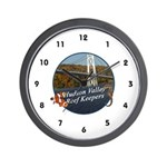HVREEF Wall Clock
