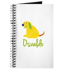 Osvaldo Loves Puppies Journal