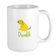 Osvaldo Loves Puppies Mug