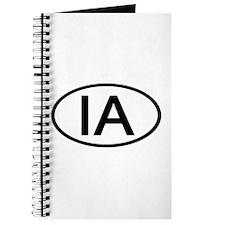 IA Oval - Iowa Journal