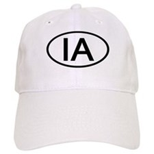 IA Oval - Iowa Baseball Cap