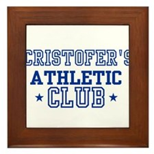 Cristofer Framed Tile
