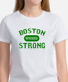Boston Wicked Strong - Green T-Shirt