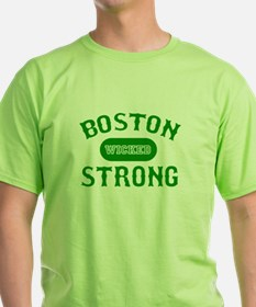 Boston Wicked Strong - T-Shirt