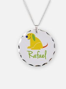 Rafael Loves Puppies Necklace