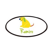 Ramiro Loves Puppies Patches