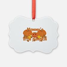 Mommy's Little Pumpkin Ornament