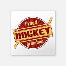 Proud Hockey Grandma Sticker