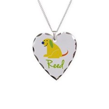 Reed Loves Puppies Necklace