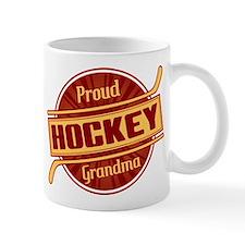 Proud Hockey Grandma Mug