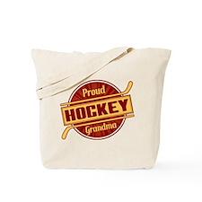 Proud Hockey Grandma Tote Bag