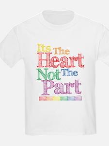 Heart Not Part T-Shirt