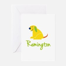 Remington Loves Puppies Greeting Cards (Pk of 10)