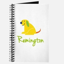 Remington Loves Puppies Journal