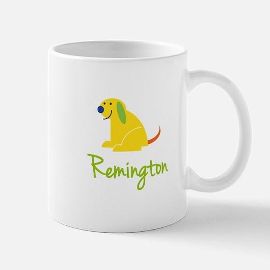 Remington Loves Puppies Mug