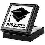 Med School Best Gift Keepsake Box
