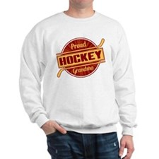 Proud Hockey Grandma Sweatshirt