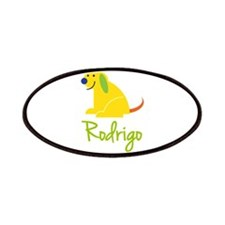 Rodrigo Loves Puppies Patches