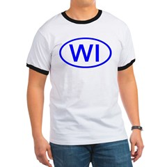 WI Oval - Wisconsin T