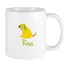 Ross Loves Puppies Mug