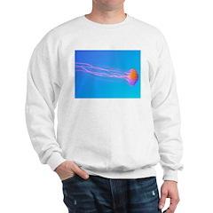 red-striped sea nettle Sweatshirt