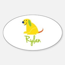 Rylan Loves Puppies Decal