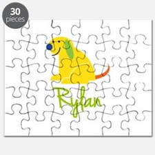 Rylan Loves Puppies Puzzle