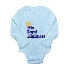 His Royal Highness Body Suit