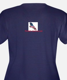 American Freedom, 1776 Plus Size T-Shirt